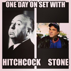 alfred hitchcock oliver stone
